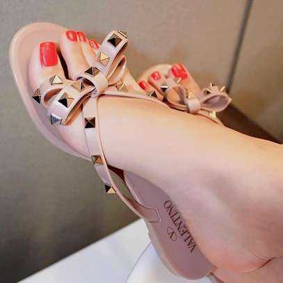 Valentino Jelly Sandals