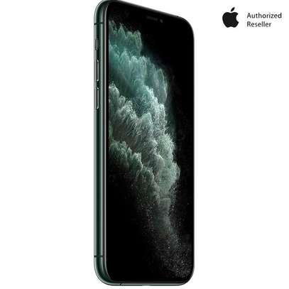 Apple iPhone 11 Pro Max with FaceTime - 64GB, Midnight Green image 1