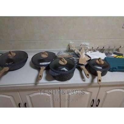 Quality Granite Cookware Set image 4