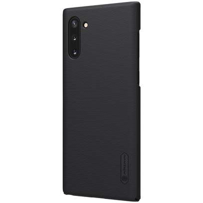 Galaxy Note 10 Nillkin Super Frosted Shield Matte cover case image 3