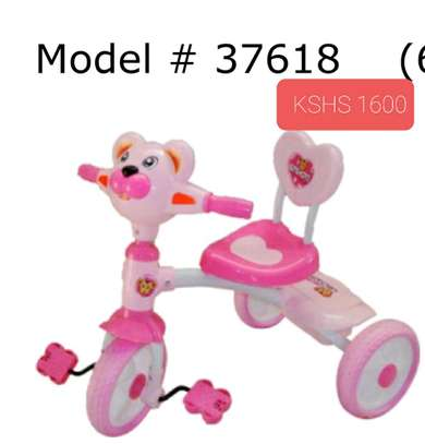 Brand New Tricycles image 2