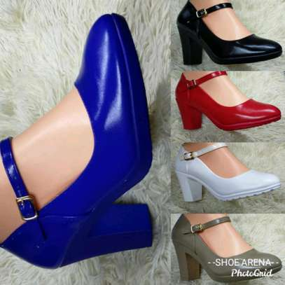 Double sole heels image 1