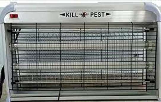 Insect killer machine kill pest 20w - pest killer, mosquito killer high quality design bug free environment child& heaalth safe home/office use energy efficient eco friendly image 1