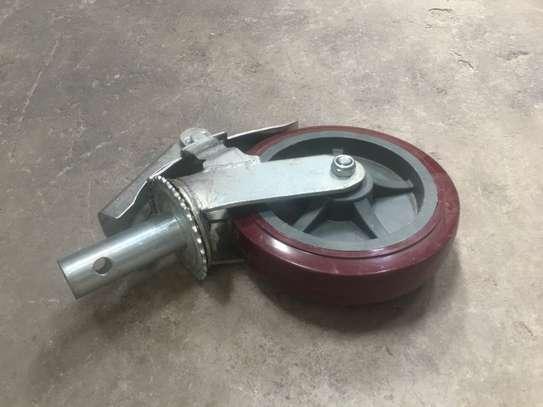Caster wheels image 2