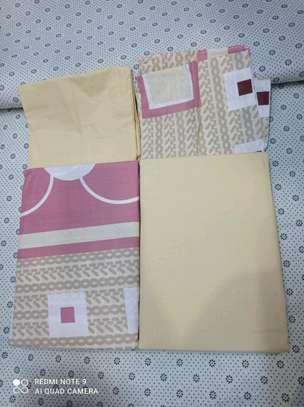 Cotton mix match Bedsheets image 8