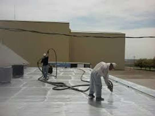 Acrylics Waterproofing