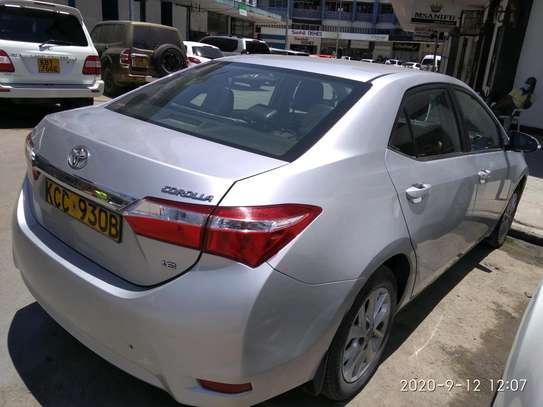 Local Toyota Corolla 2015 Model