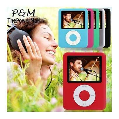 """16GB Mp3 Mp4 Player With 1.8"""" LCD Screen FM Radio, Video, Games & Movie-green image 4"""