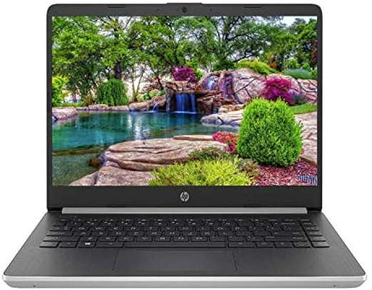 HP 14 Notebook AMD A4 7th Gen with 2GB Radeon R3 Integrated Graphic Card. 4GB Ram/ 128SSD. 14 inch image 2