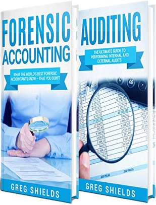 Accounting: What the World's Best Forensic Accountants and Auditors Know About Forensic Accounting and Auditing – That You Don't Kindle Edition image 1