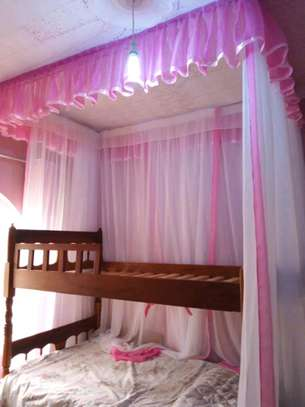 Custom Made Rail Shears Mosquito Nets image 5