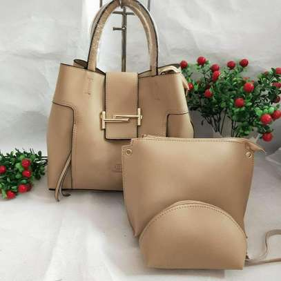 3 in 1 Leather Handbags image 3