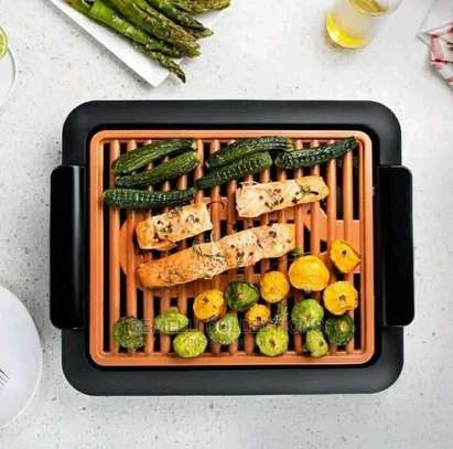 Electric Smokeless Grill image 6