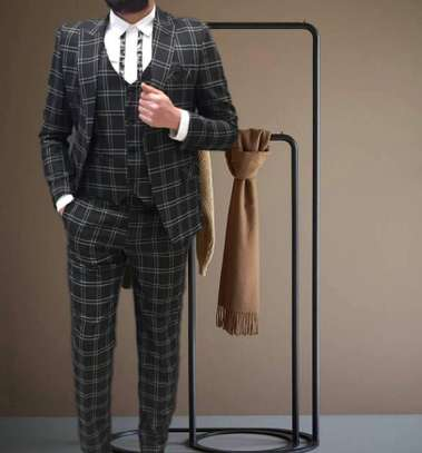 Checked suits image 3