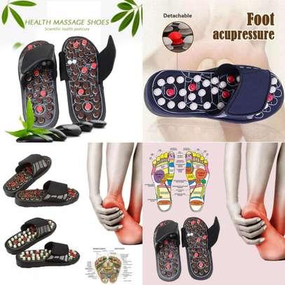 Foot massage sandals image 1