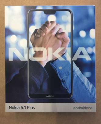 Nokia 6.1+ x6 image 1