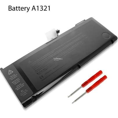 For Apple Macbook A1321 Battery 6700mAh 73Wh Replacement Laptop Bateria A1321 for Macbook Pro 15