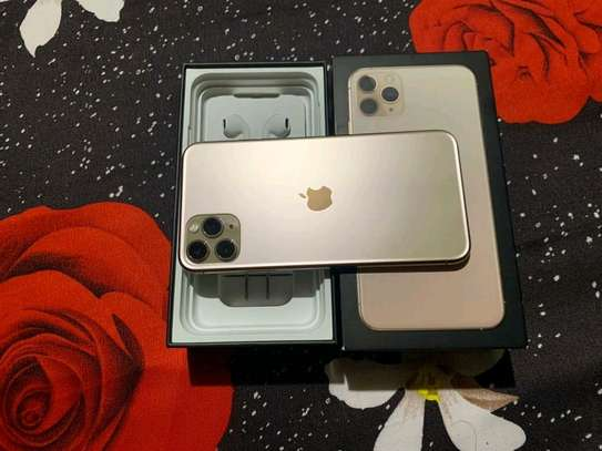 Apple Iphone 11 Pro Max  Gold ♧ 512 Gigabytes image 1