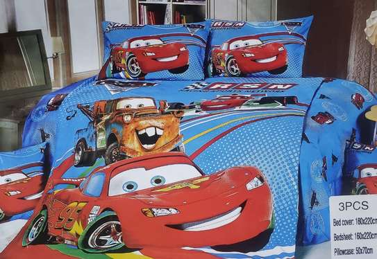 3pc Kids Cartoon Duvet cover image 7