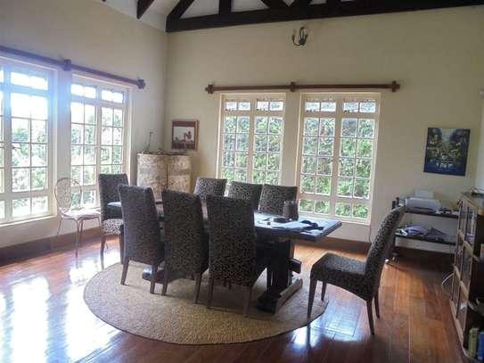 Furnished 3 bedroom villa for rent in Runda image 6