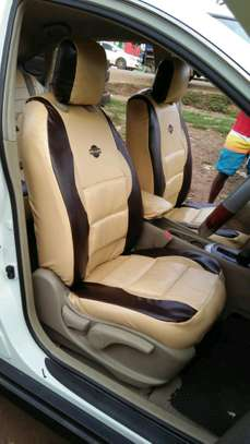 Mixed designs car seat covers..