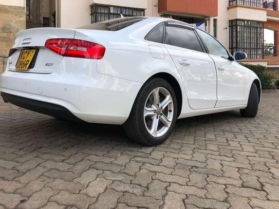 Audi A4 2.0T 2013 image 5