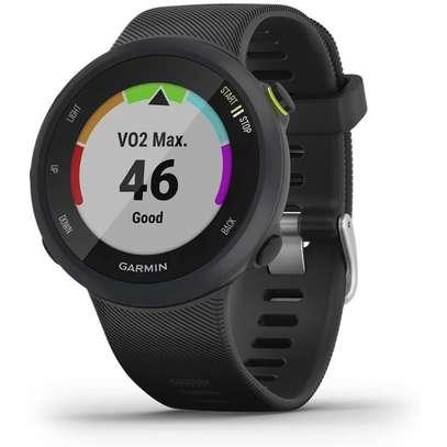 GARMIN FORERUNNER 45, 42MM EASY-TO-USE GPS RUNNING WATCH image 1