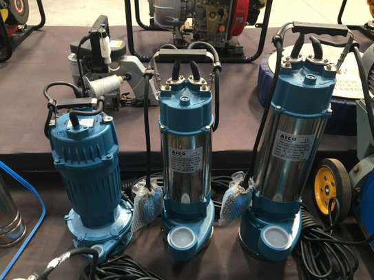 Aico Submersible Electric Water Pump image 1