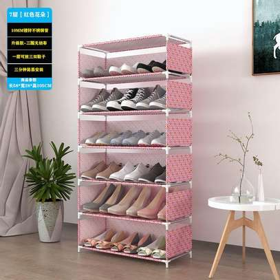 6 Tier Shoe Rack image 4