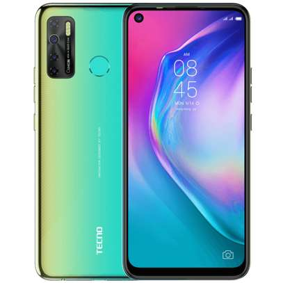 Tecno Camon 15, 6.6″, 64GB + 4GB (Dual SIM), 48M AI Quad Camera –New image 3