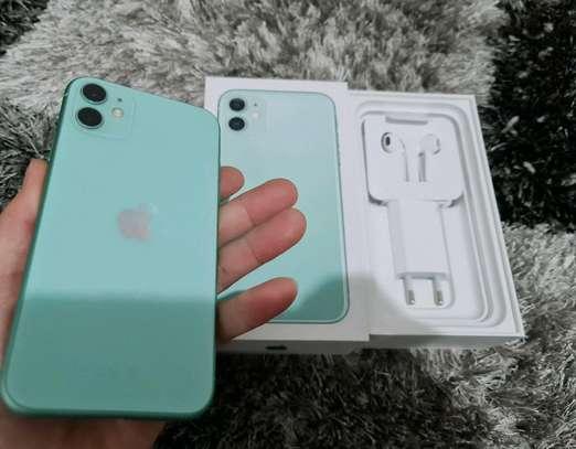 Apple Iphone 11 Green [ 256 Gigabytes ] image 1