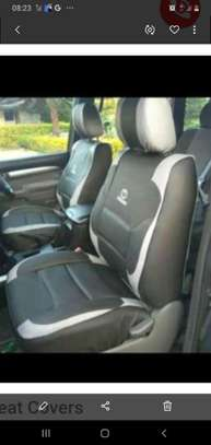 Colored Car Seat Covers image 10