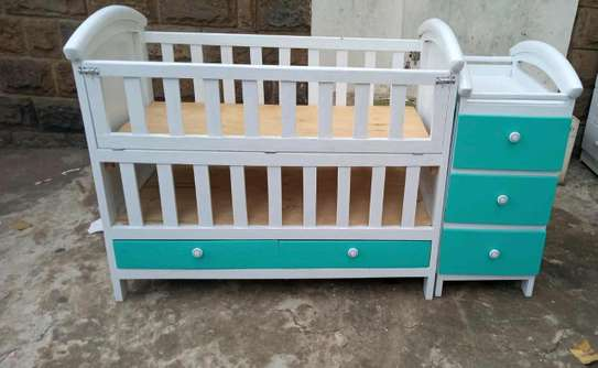 Baby cots available