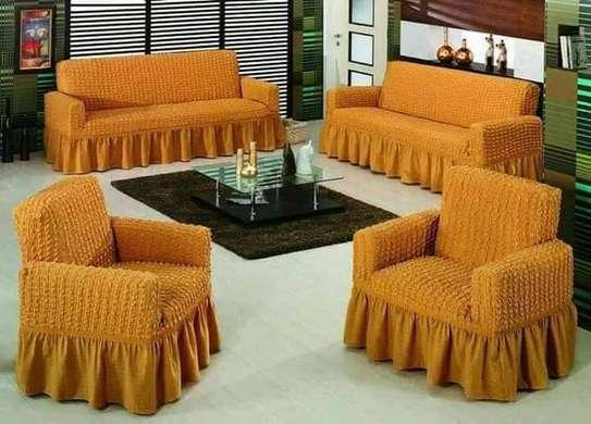 Turkish elastic seat loose covers image 1