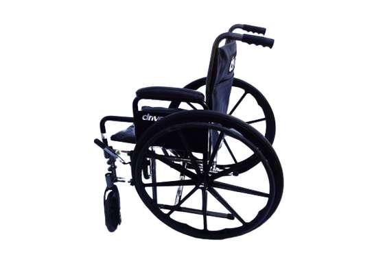Drive heavy duty wheelchairs image 1