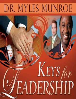 Keys for leadership image 1