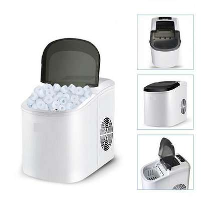Portable Ice Cube Makers, Make 26 lbs ice in 24 hrs image 1