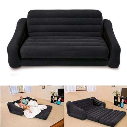 Intex Inflatable Pull Out Sofa image 1