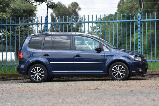 Volkswagen Touran 1.4 TSI image 4
