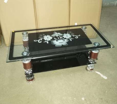 Qulity Tempered Glass Coffee Table