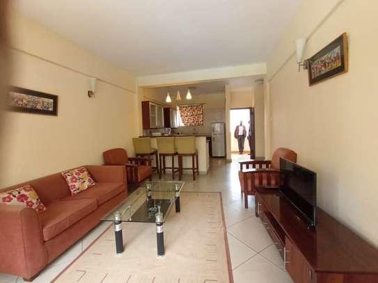 Furnished 1 bedroom apartment for rent in Parklands image 1