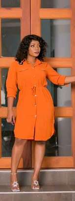 Shirt dress image 4