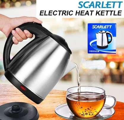 Scarlet electric kettle image 1