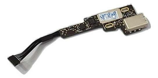 Apple MacBook Core M A1534 2015 DC Jack Power Board Charging Port image 2