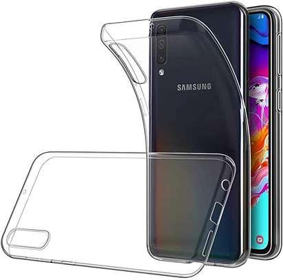 Clear TPU Soft Transparent case for Samsung A70 A60 A50/A50s A40 A30/A30s A20/A20s A10 image 4