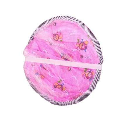 Baby Cot Mosquito Net pink image 3