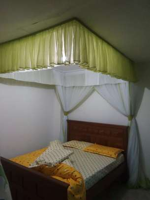 Lime Green Mosquito Net