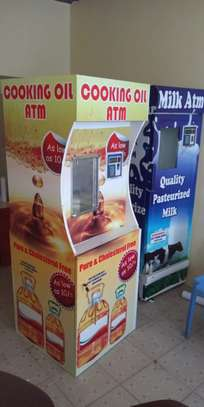 Salad Oil vending Machine image 2
