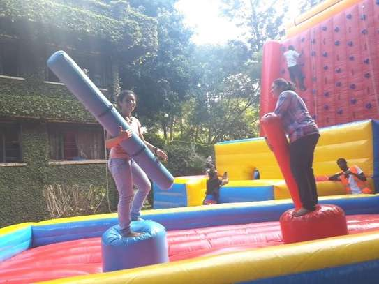 Inflatable Interactive Games image 9