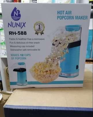 Nunix RH 588 hot air popcorn maker image 1